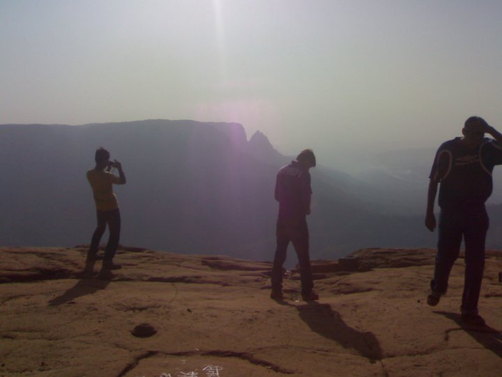 Valley point in Matheran