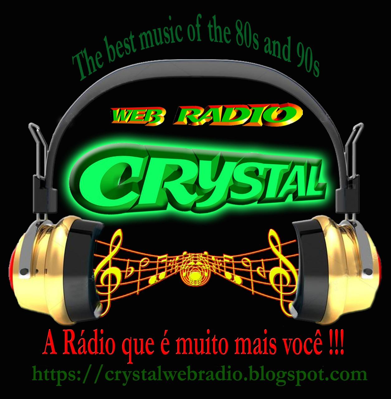 CRYSTAL WEB RADIO