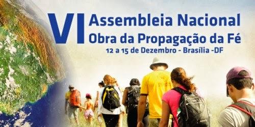 Começa a Assembleia Nacional da Pontifícia Obra da Propagação da Fé