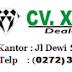 Lowongan Kerja di CV. XPermata Dealer Exclusive XL - Penempatan Sukoharjo, Wonogiri, Klaten