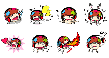 DJ Dake stickers stickers japan