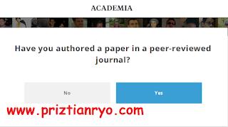 Cara Mendaftar Academia.edu