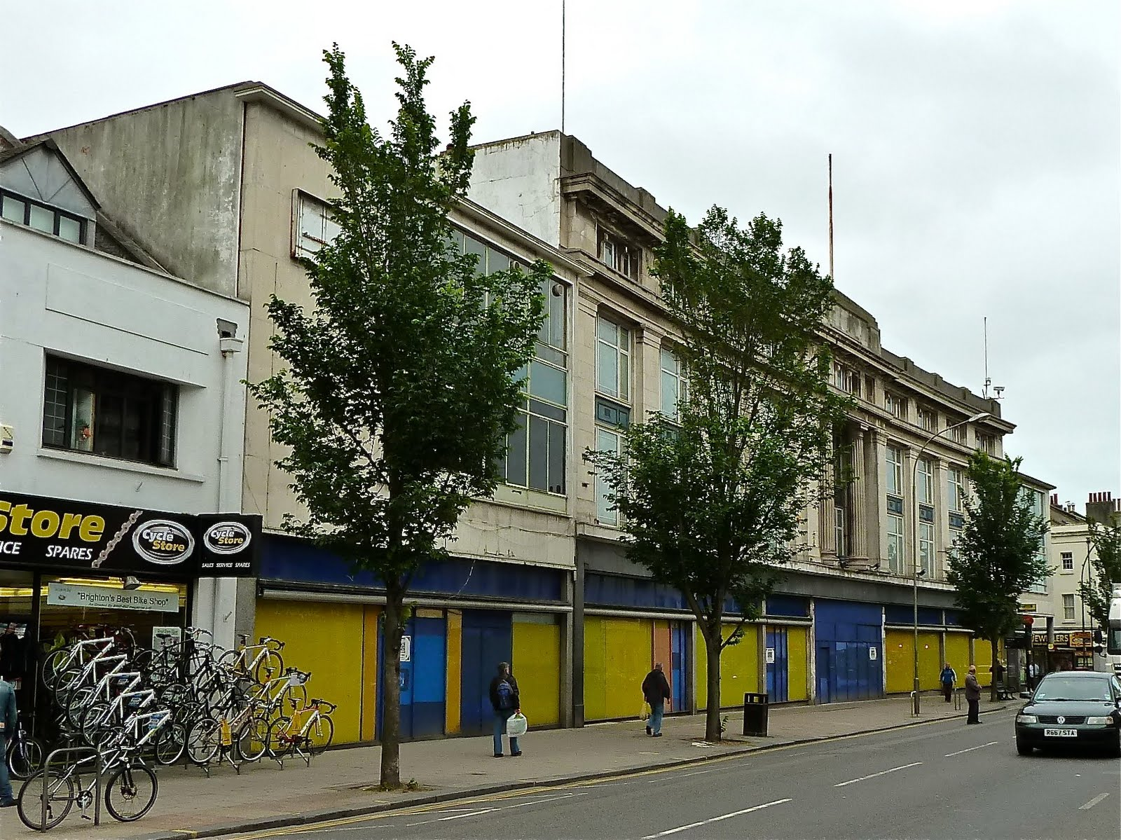Brighton Bits: Redevelopment of the London Road Co-op