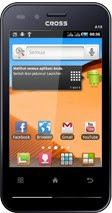 Cross A18, Android 3G Dual Kamera