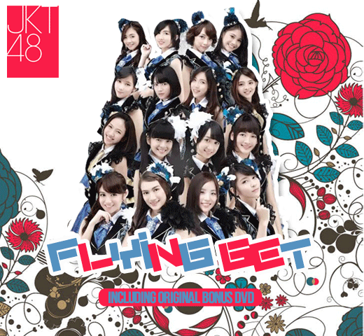 Free Download Lagu JKT48 - Flying Get Terbaru