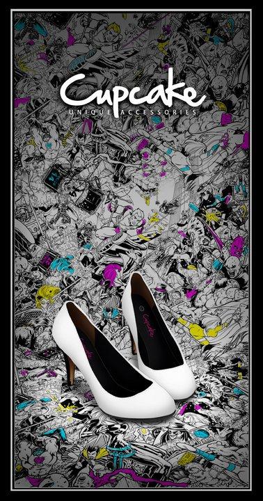 """Očaravajući svet """"CUPCAKE"""" cipela"""
