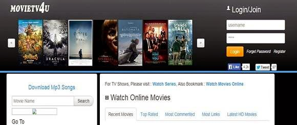 MovieTv4u is one of the best sites for online movie streaming