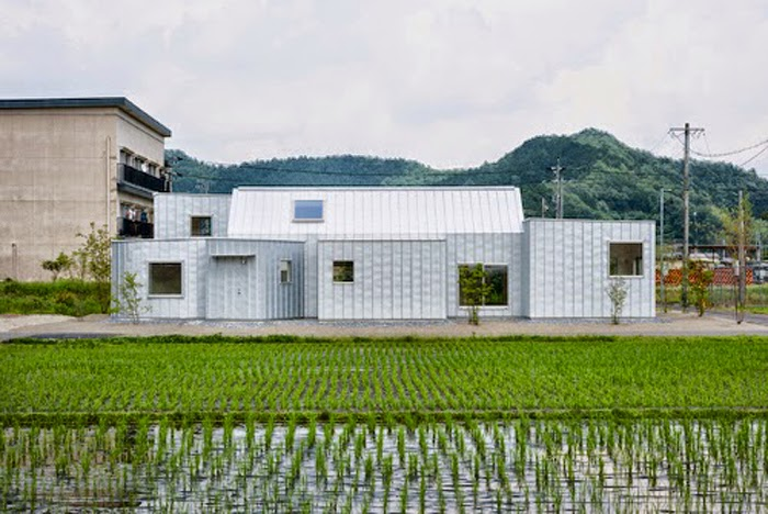 Beautiful House by Naoya Kitamura