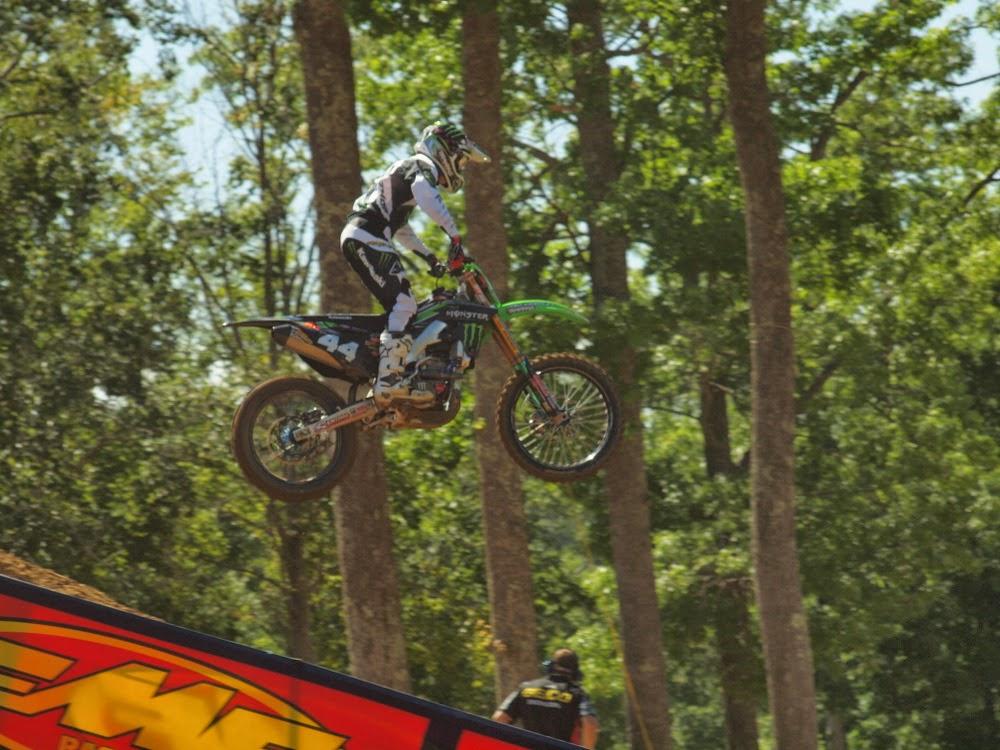Darren Durham - Budds Creek 2013