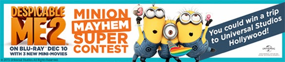 despicable me contest