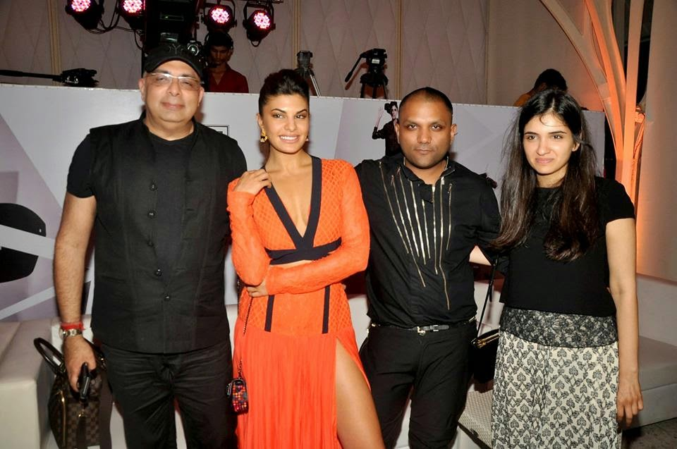 Jacqueline, Tarun Tahiliani & Gaurav Gupta judge 'Elle India Graduates 2014' fashion show