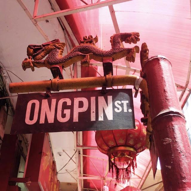 Ongpin Binondo food trip