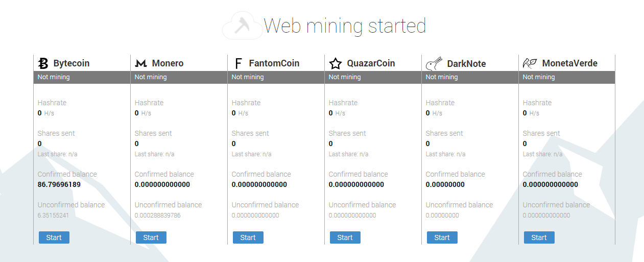 mining with blog