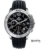 elegante a la vez que moderno reloj de pulsera la marca viceroy te