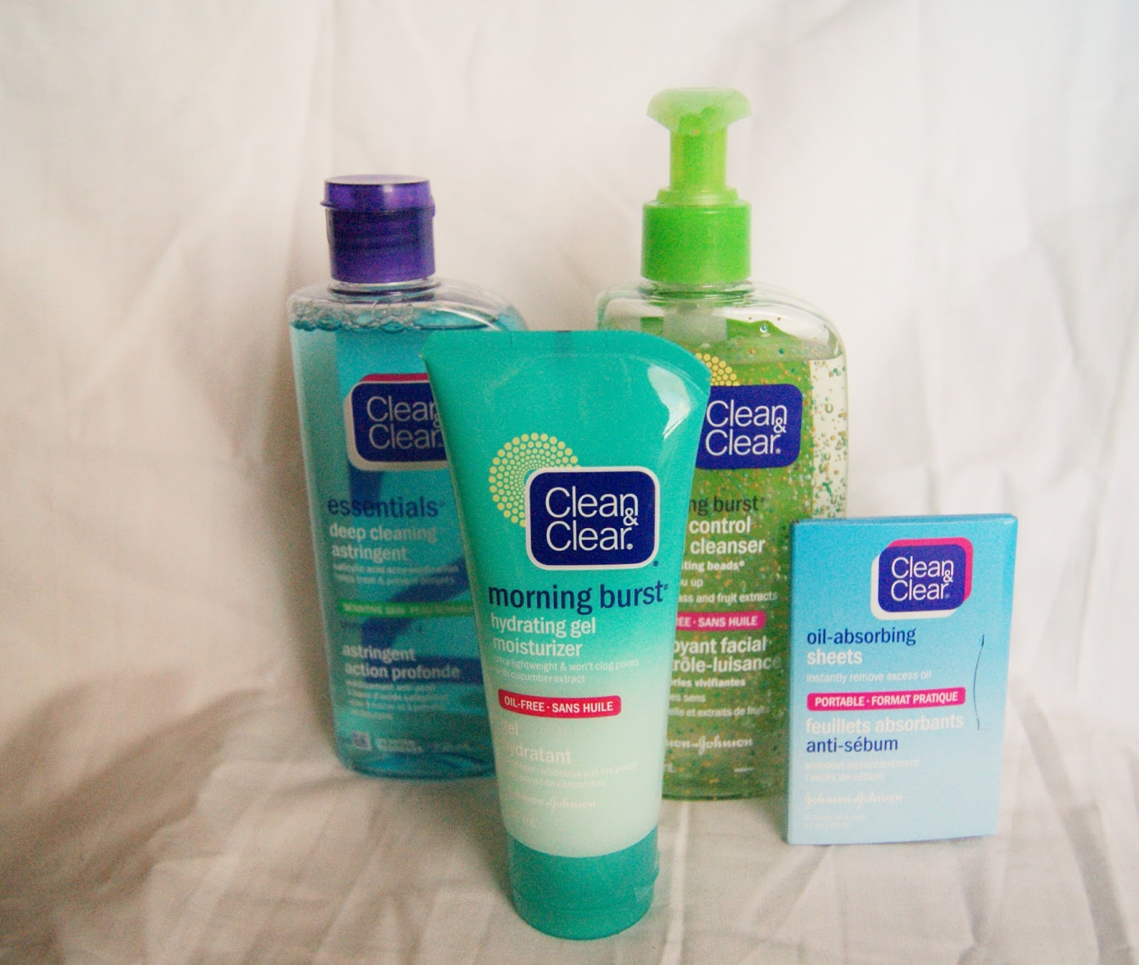 how to use clean and clear deep cleaning astringent