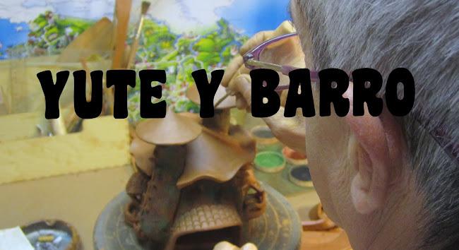 YUTE Y BARRO