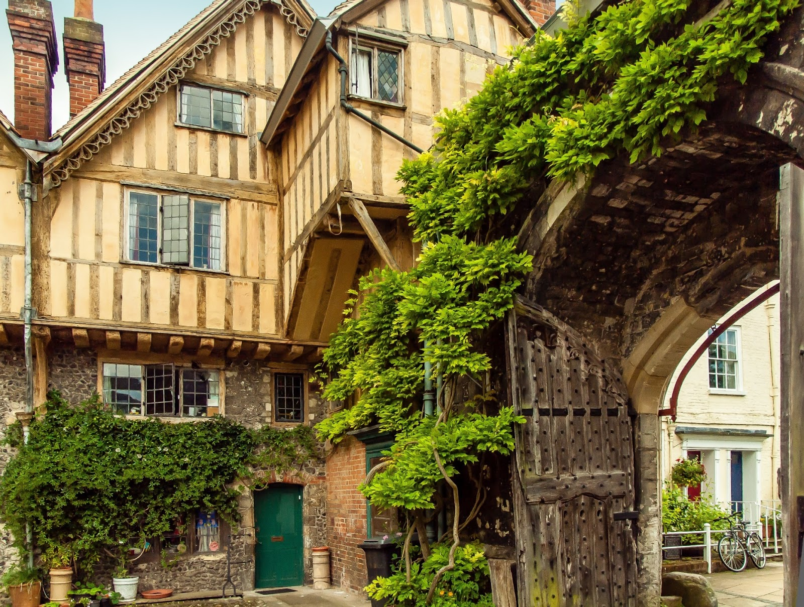 Travel & Adventures: Winchester. A voyage to Winchester ...