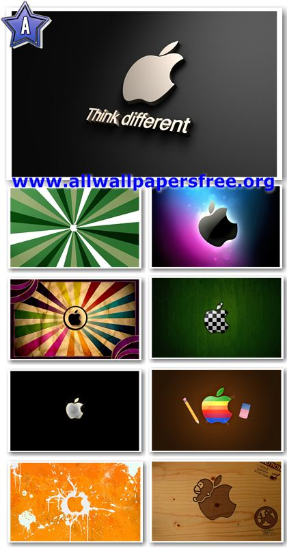 25 Apple Widescreen Wallpapers 1920 X 1200