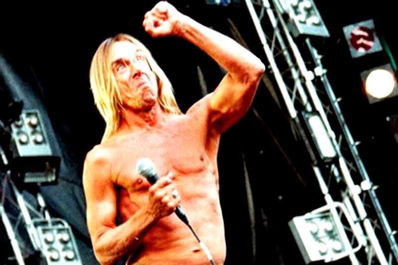 Iggy & The Stooges @ Sauna Tampere 2006, part2