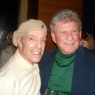 Jerry Blavat and Bobby Rydell