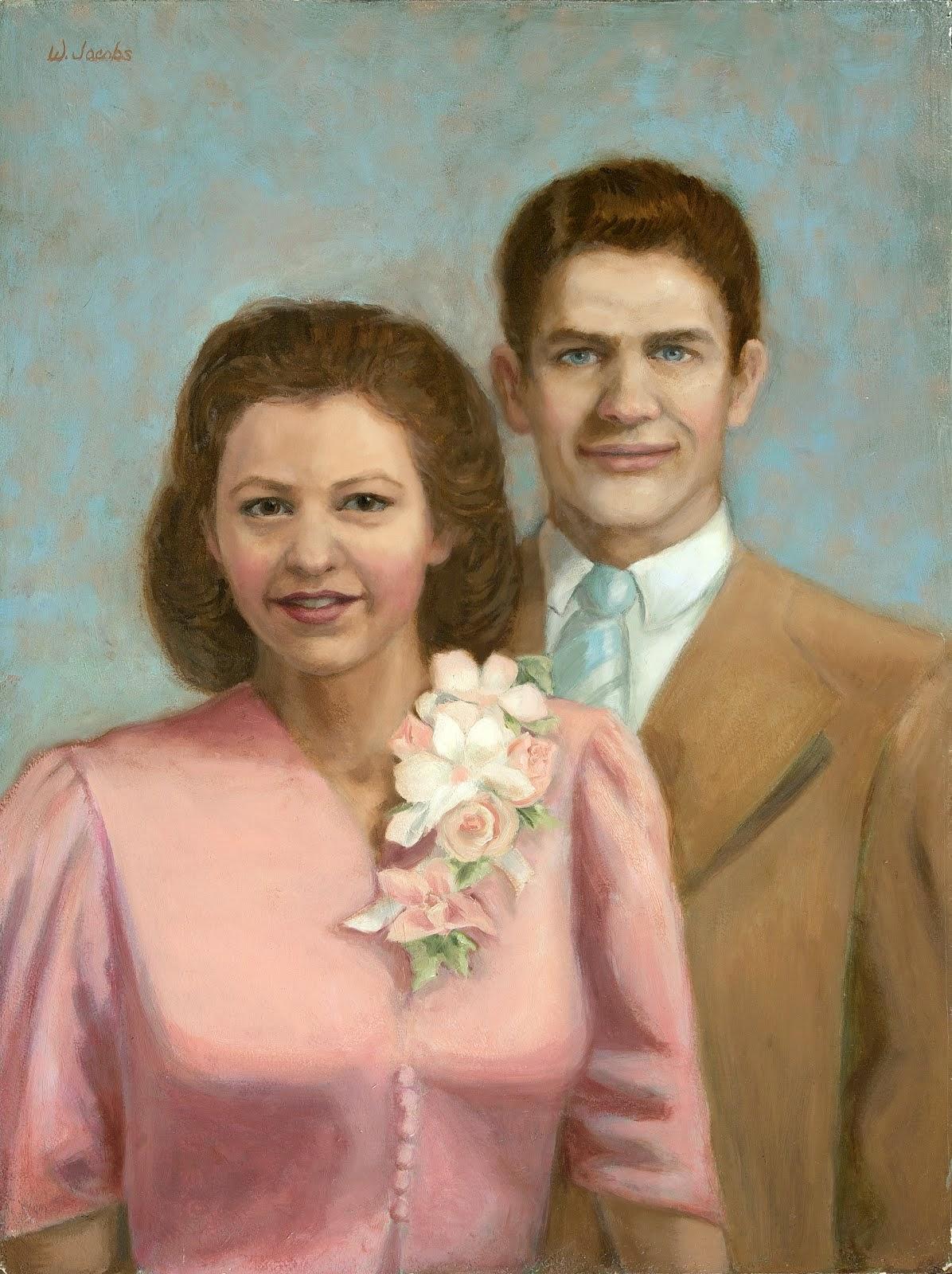 Jesse and Bobbie Buckner