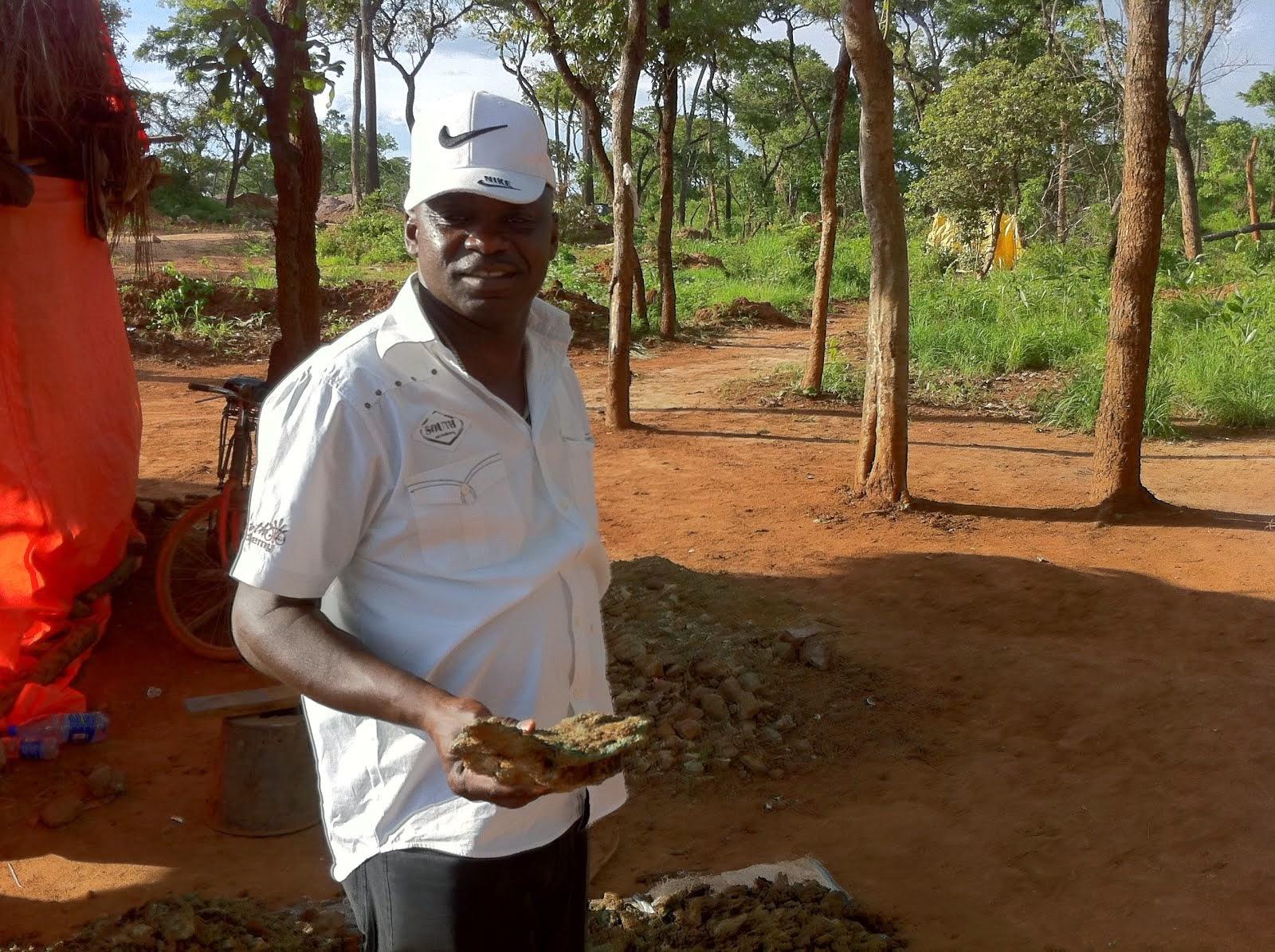 Złoża miedzi w Republice Demokratycznej Kongo