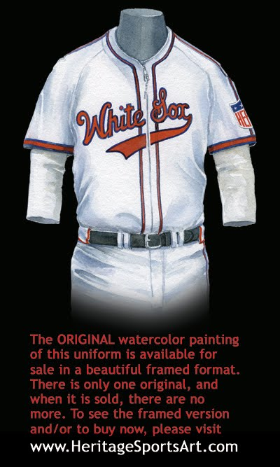 chicago white sox jersey history