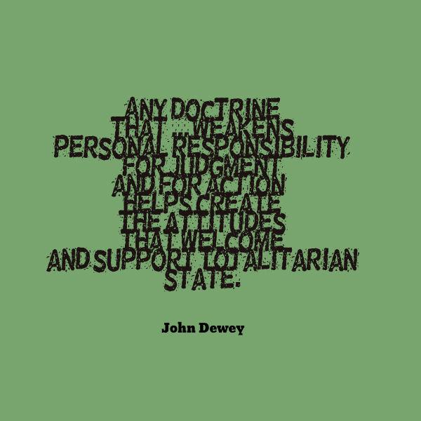 kata mutiara politik tokoh dunia john dewey
