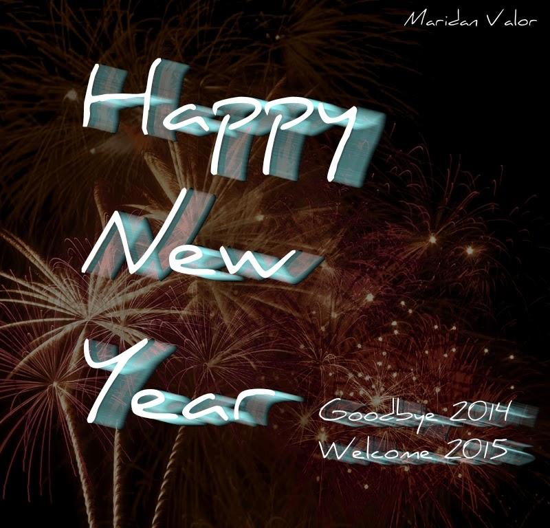 Last post of 2014. Happy new year.