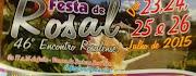 Festa de Rosal 2015