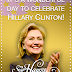 Happy Birthday, it's a wonderful day to celebrate Hillary Clinton