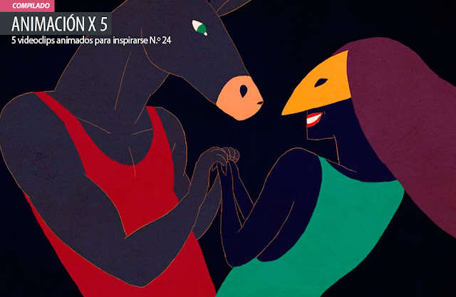 Animación. 5 videoclips animados para inspirarse N.º 24