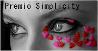 Premio Simplicity