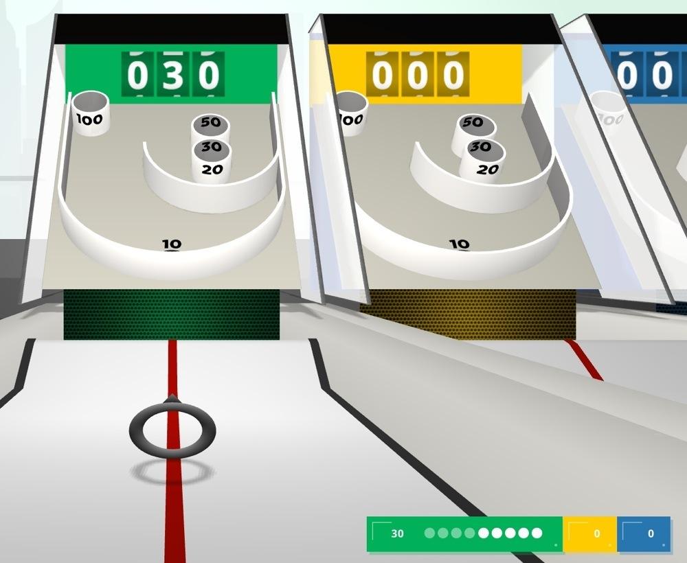 Google Chrome için yeni oyun: Roll It