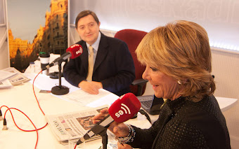 Entrevista a Esperanza Aguirre