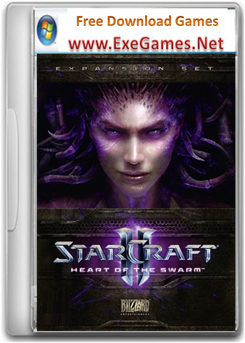 Starcraft ii heart of the swarm free download pc game full for Star craft free download