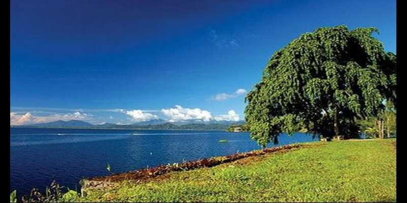 Legenda 'Kutukan' Kawin Lari di Danau Tondano