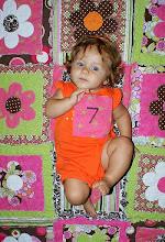 Elle Belle 7 months
