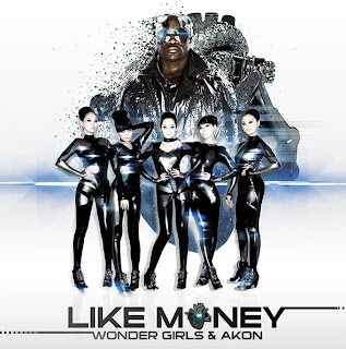Wonder Girls - Like Money (feat. Akon) Lyrics