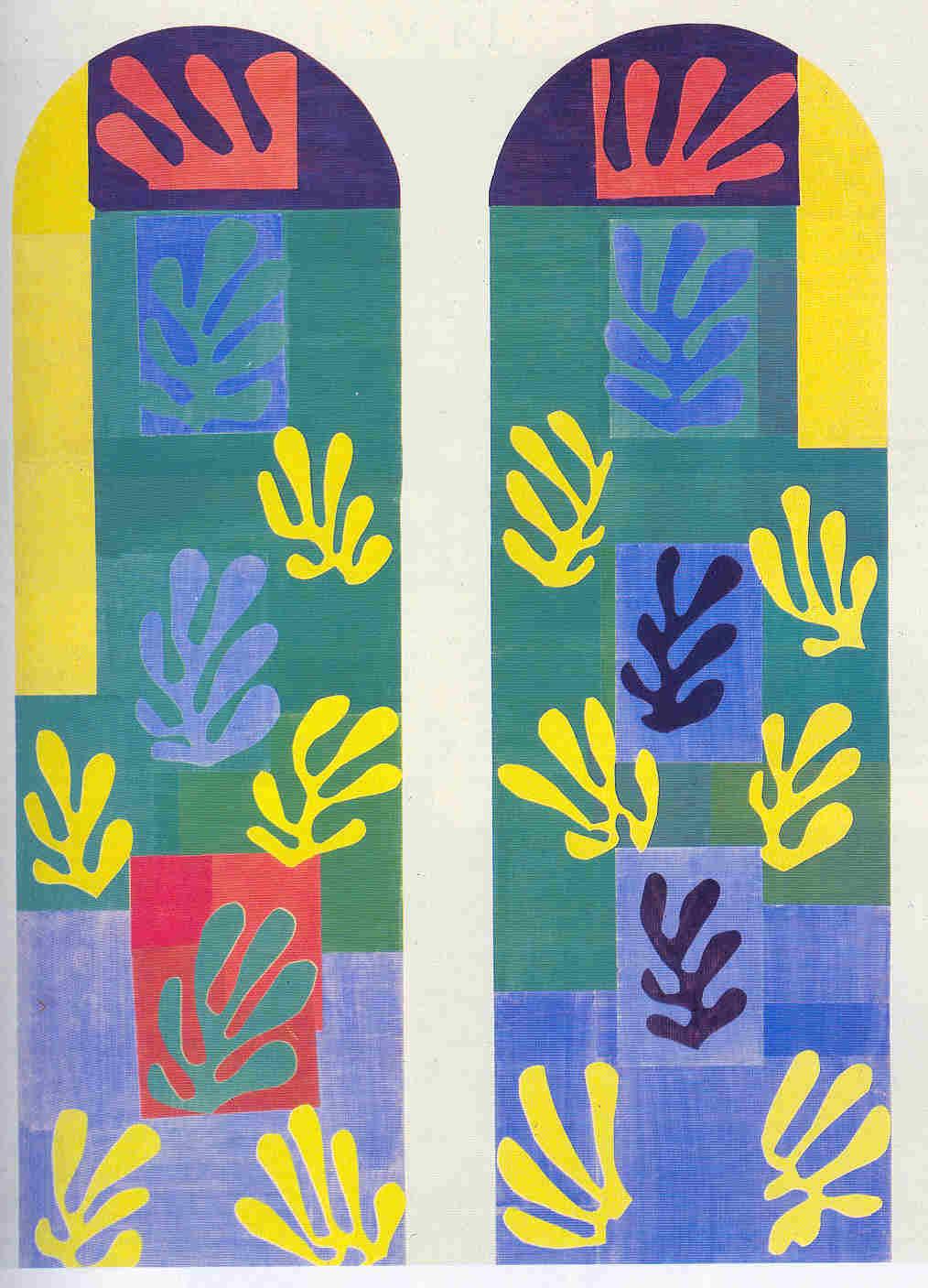Fabuleux Matisse,danse 3e | garrus art DQ51