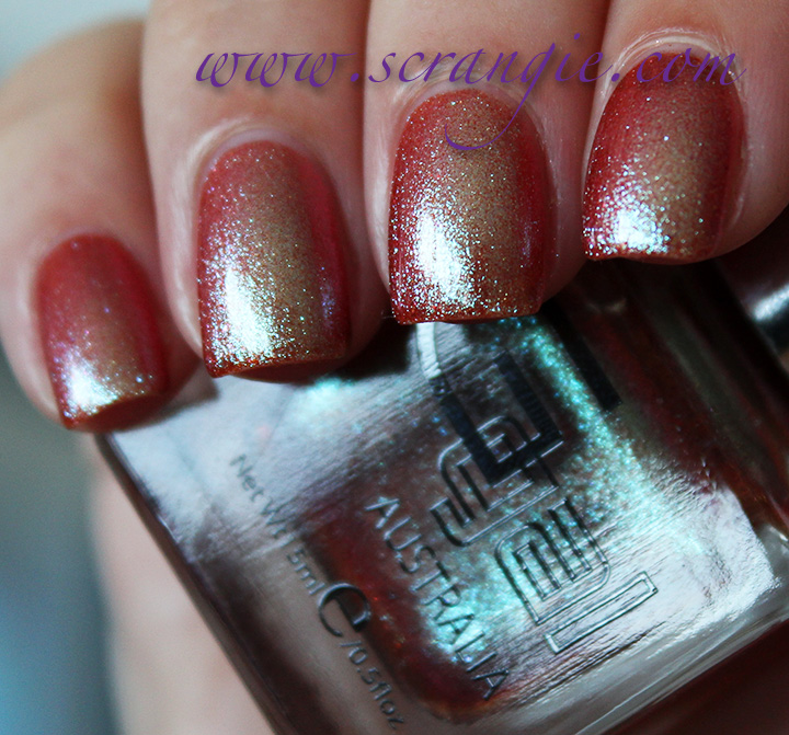 Scrangie: Glitter Gal Brilliant Shade Shifters Duochrome Collection ...