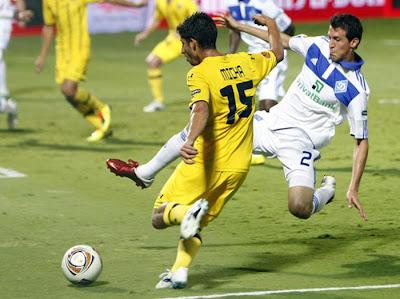 Maccabi Tel Aviv 1 - 1 Dynamo Kyiv (1)