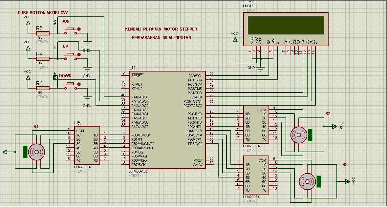 Схемы на микроконтроллерах avr на с