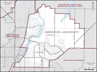 Tactical voting in Saskatoon-University