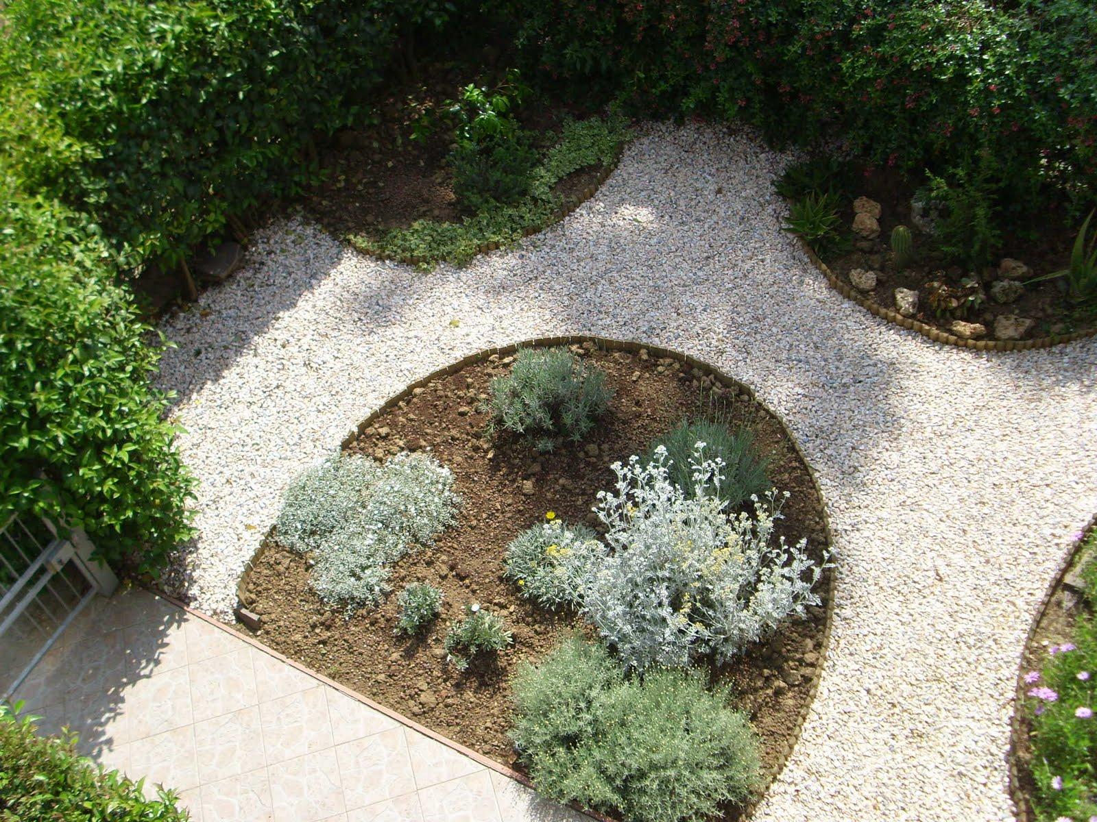 I giardini di carlo e letizia il giardino di giuseppina - Ghiaia da giardino ...