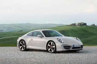 Porsche 911 Carrera S 50th Anniversary Edition
