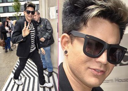 Adam Lambert: 'Excited' About Queen Opportunity » Gossip