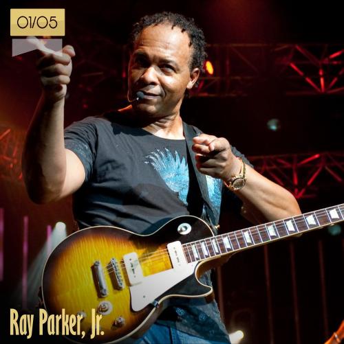 1 de mayo | Ray Parker, Jr. - @orayo | Info + vídeos