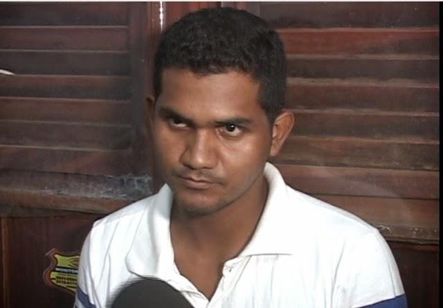 Wendel é acusado de ter participado diretamente do assalto aos Correios (foto: Edilson Oliveira)