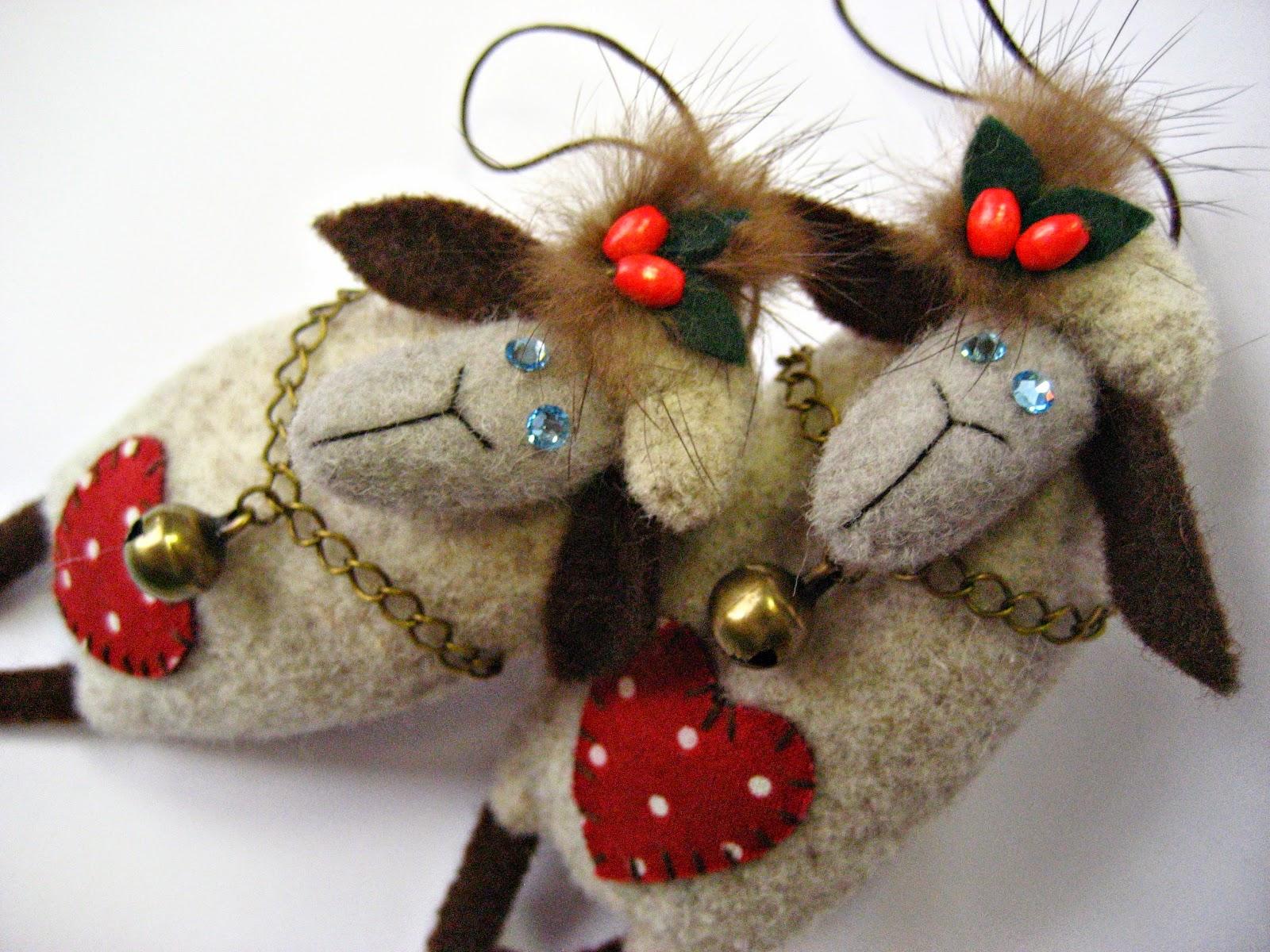 гламурная овечка